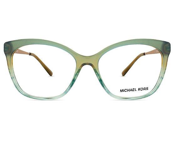Óculos de grau Michael Kors MK4057 3505 53 16 140