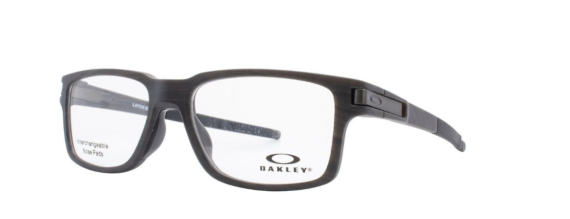 Oculos de Grau Oakley OX8115 0354 Woodgrain 54 17