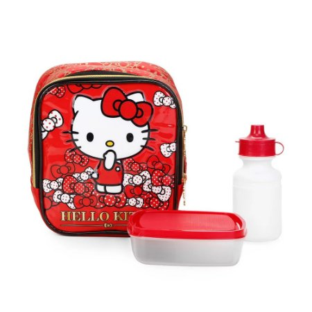 Lancheira Térmica Hello Kitty Bow Bow Xeryus - 7854