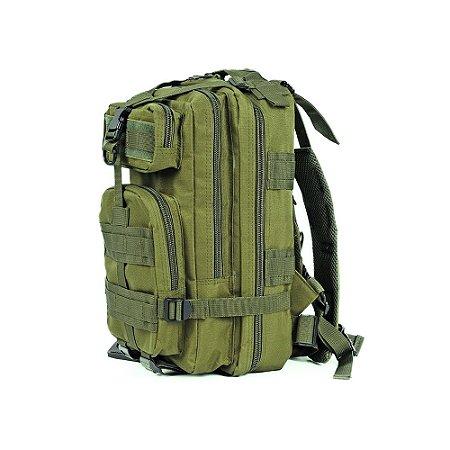 Mochila Tática Militar 30L Verde - 1438