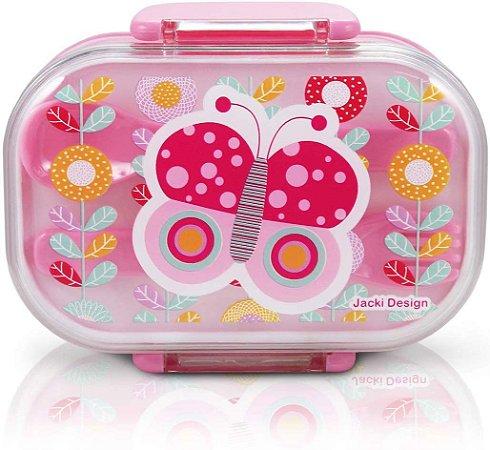 Pote para Lanche 2 Andares Infantil Meninas AGD17332