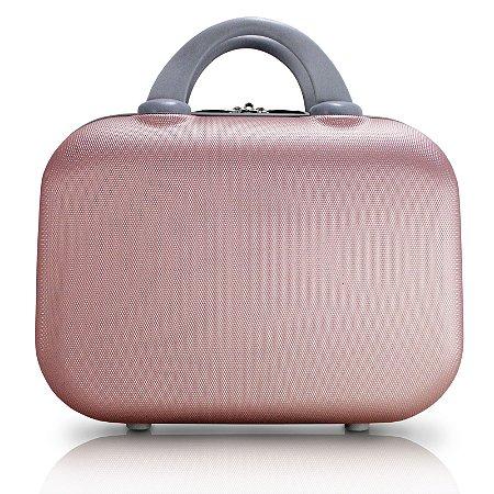 Frasqueira de Viagem Feminina Rosê Jacki Design - APT17536
