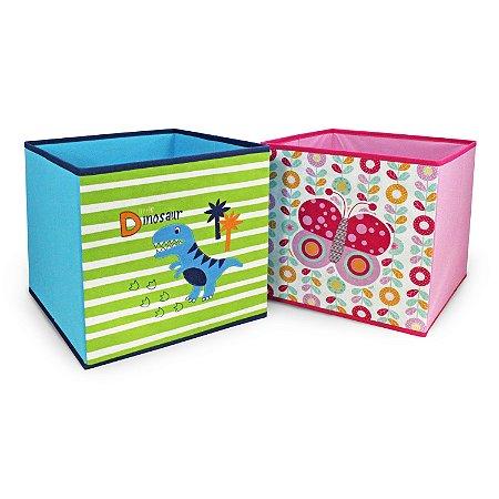 Caixa Organizadora Infantil (Pequeninos) Jacki Design - ADH18615