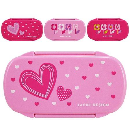 Pote para Lanche Infantil Menina (Sapeka) Jacki Design - AGD17531