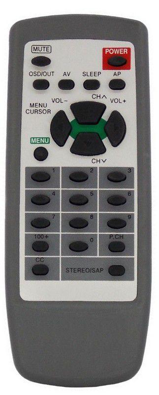 CONTROLE REMOTO TV AIWA AR145 / AR205 / AR295 / RC-ZVT08