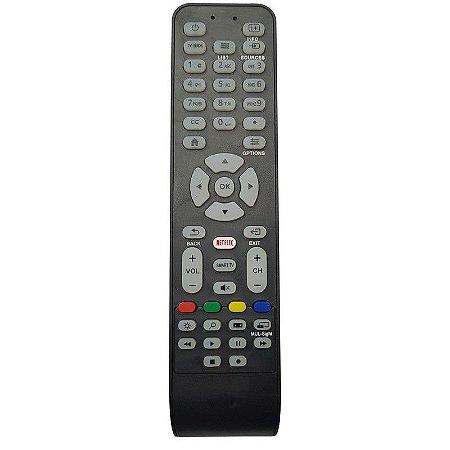 CONTROLE REMOTO TV LED SMART AOC C/ NETFLIX