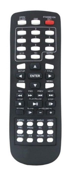 CONTROLE REMOTO DVD AMVOX AMD-908