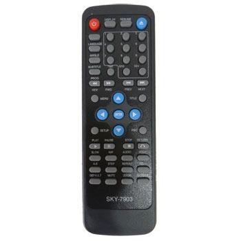 CONTROLE REMOTO DVD CCE - DVD-560USX / DVD-568USX / DVD-580USX