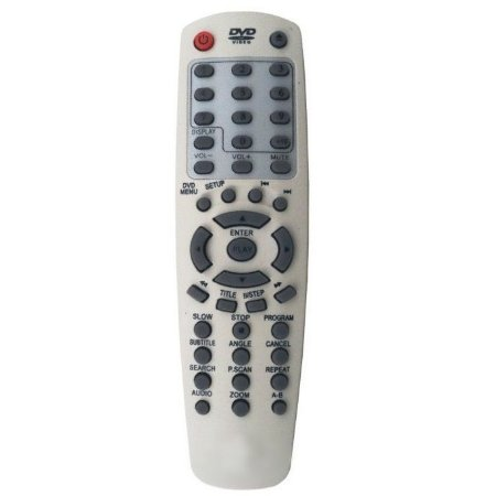 CONTROLE REMOTO DVD JWIN JD-VD138