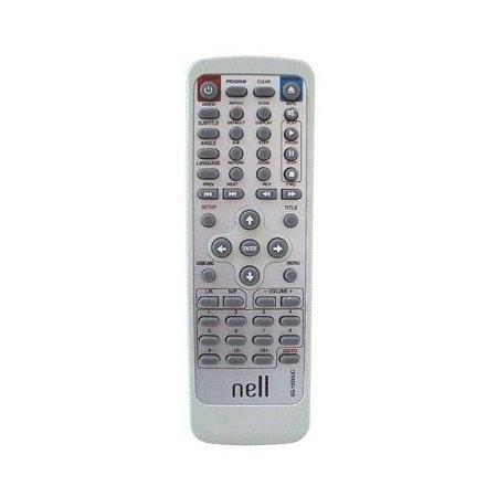 CONTROLE REMOTO DVD NELL SD-803 SD2800