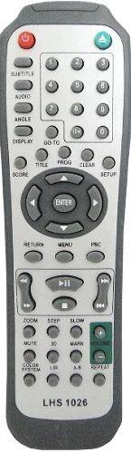 CONTROLE REMOTO DVD PHILCO LHS 1026