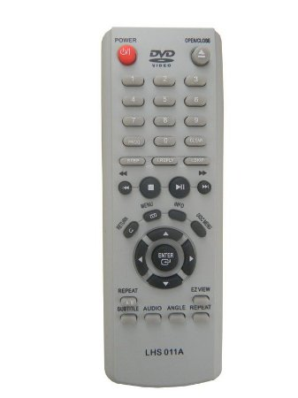 CONTROLE REMOTO DVD SAMSUNG LHS 011A