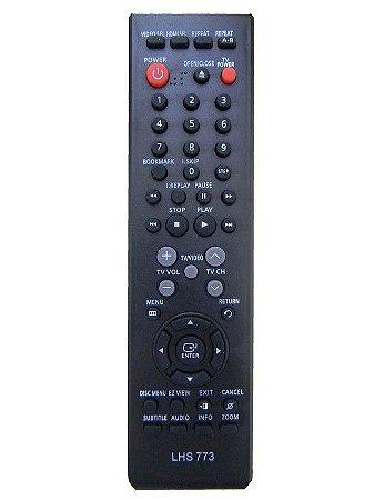 CONTROLE REMOTO DVD SAMSUNG 00084J