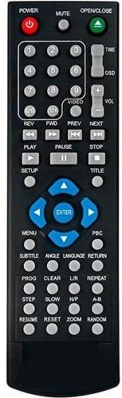 CONTROLE REMOTO DVD TECTOY DVT F250