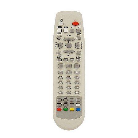 CONTROLE REMOTO RECEPTOR OI TV