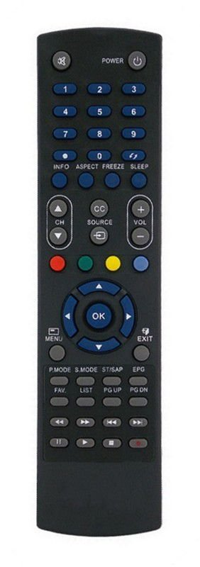 CONTROLE REMOTO TV LCD / LED CCE RC-507 / D32 / D40 / D42 / STILE D42