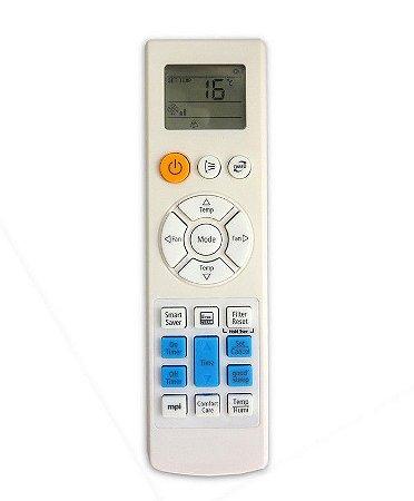 CONTROLE REMOTO AR CONDICIONADO SAMSUNG MAX PLUS ARH-2201 / CRYSTAL