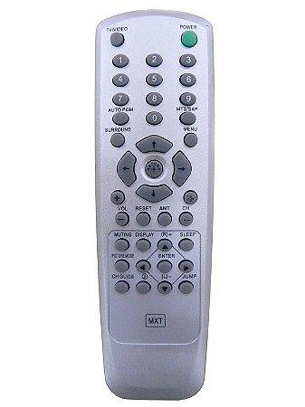 CONTROLE REMOTO TV UNIVERSAL SONY TODOS OS MODELOS