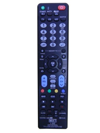 CONTROLE REMOTO UNIVERSAL LG TV LCD/LED/HDTV/3D