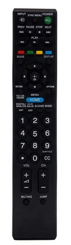 CONTROLE REMOTO TV LCD / LED SONY BRAVIA RM-YD081