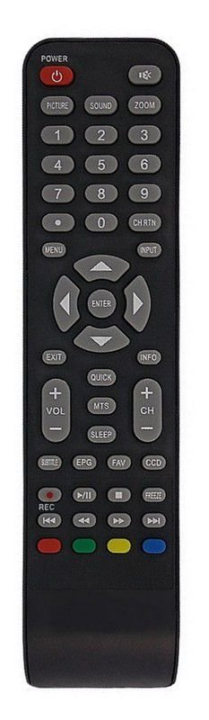 CONTROLE REMOTO TV LCD / LED SEMP TOSHIBA CT-6470 / LE3273W / LE3973F