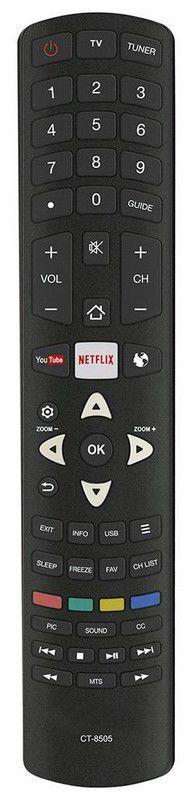 CONTROLE REMOTO TV LCD / LED SEMP TOSHIBA CT-8505