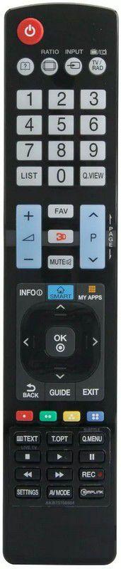 CONTROLE REMOTO TV LCD LG AKB73756504
