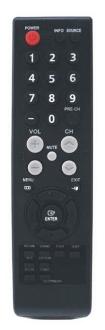 CONTROLE REMOTO TV SAMSUNG AA59-00385B / CL-29K40MQ / CL-29Z30MQ