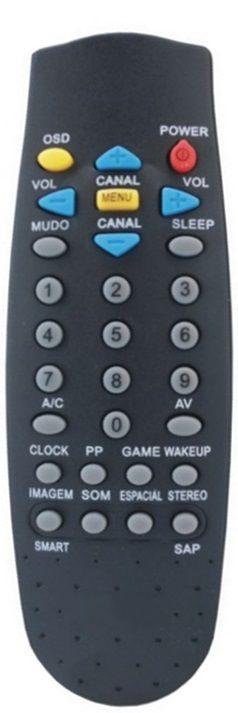 CONTROLE REMOTO TV PHILIPS 14PT110A / 14PT110B / 14PT111A / 14PT112A