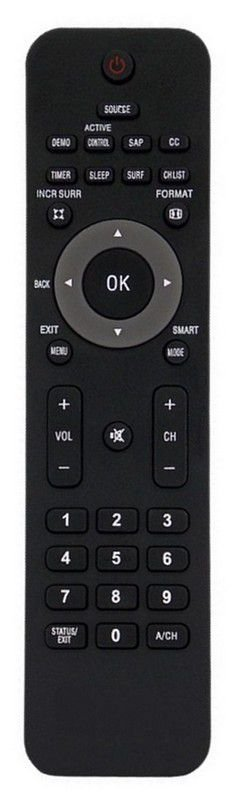 CONTROLE REMOTO TV LCD PHILIPS ACTIVE 32PFL5403