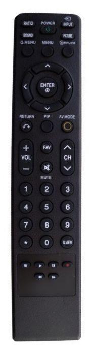 CONTROLE REMOTO TV LCD LG MKJ42519602