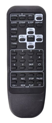 CONTROLE REMOTO TV MITSUBISHI TC1409 / TC1418 / TC2009 / TC2118 / TC2909 / TC2918PS / TC2990