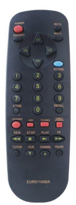 CONTROLE REMOTO TV PANASONIC EUR511000A / TC14A7 / TC14A8 / TC20A7 / TC20A8