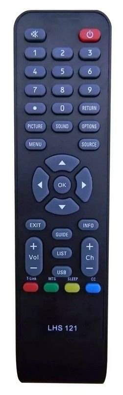 CONTROLE REMOTO TV LCD PHILCO PH24MB LED A
