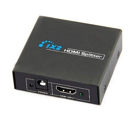 SPLITTER DISTRIBUIDOR HDMI HUB 1X2