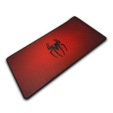 MOUSEPAD GAMER GRANDE EXBOM 70X35CM - SPIDERMAN