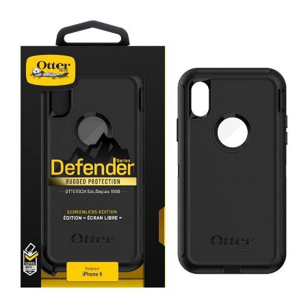 CAPA OTTERBOX DEFENDER CASE RUGGED ANTI IMPACTO IPHONE X