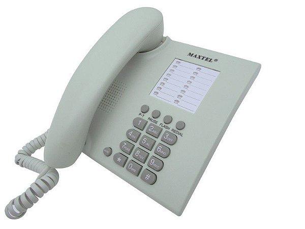 APARELHO TELEFONE MAXTEL MT-686
