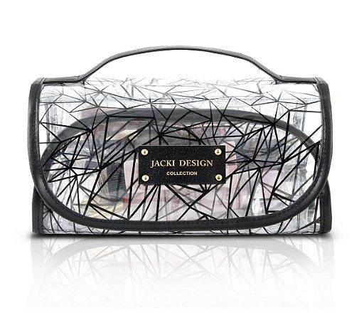 Necessaire Rocambole Crystal Jacki Design -  ABC17188