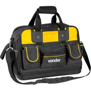Bolsa em Lona para ferramentas 41 x 21 x 28 cm Vonder - 35.40.412.128