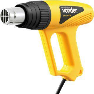 Soprador térmico STV1500N Vonder - 60.01.015.110 Voltagem:127v