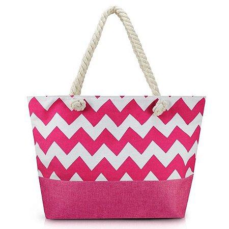 Bolsa de Praia Jacki Design - AFM19759 Cor:Pink