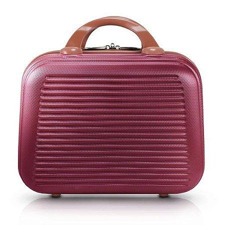 Frasqueira de Viagem Vinho (Premium) Jacki Design - AMF19803