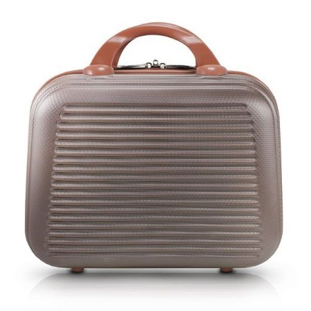 Frasqueira de Viagem Bronze (Premium) Jacki Design - AMF19801