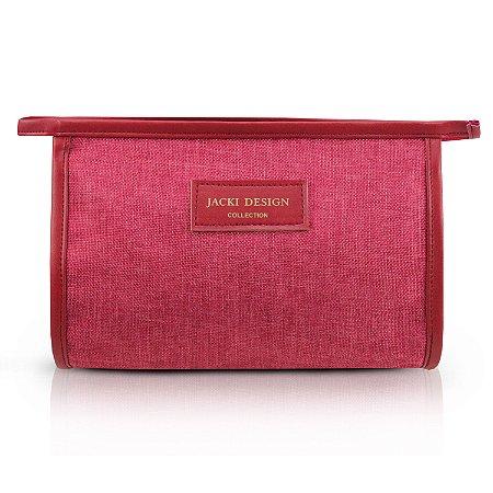 Necessaire Envelope (BE YOU) Jacki Design - ABC19820 Cor:Vermelho