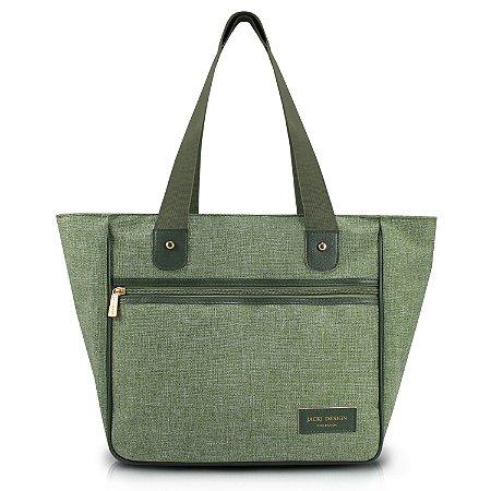 Bolsa G BE YOU Jacki Design - ABC19823 Cor:Verde