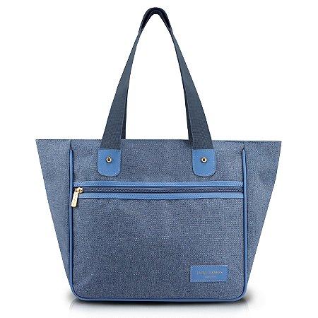 Bolsa G BE YOU Jacki Design - ABC19823 Cor:Azul