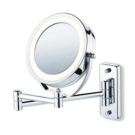 Espelho de Aumento LED 6 Polegadas 5x JM315 - Unyhome