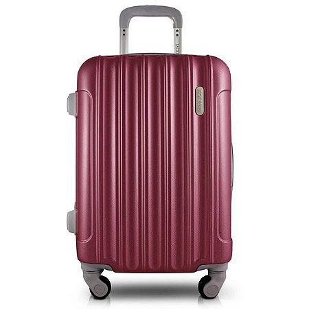 Mala de Viagem ABS (Trip) Vinho Jacki Design - AHZ19877