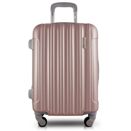 Mala de Viagem ABS (Trip) Rosê Jacki Design - AHZ19872